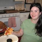 Mmmmmm: Pizza